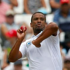 Fourth Test: South Africa's Vernon Philander fined, handed demerit point for swearing at Jos Buttler