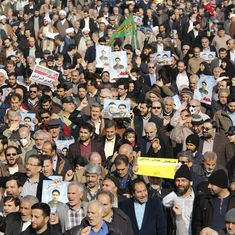 Iran: Lawmaker says at least 3,700 have been arrested during protests