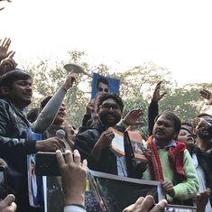 Modi must speak on violence in Saharanpur, Bhima Koregaon, says Jignesh Mevani at Yuva Hunkar rally
