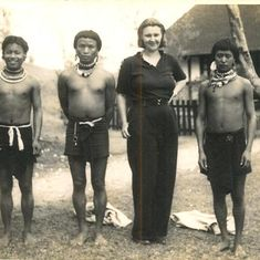Ursula the 'Jungle Queen': The extraordinary story of the Englishwoman who led Naga soldiers in WWII