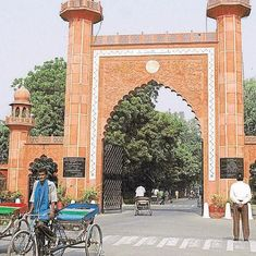 Jinnah portrait row: Aligarh Muslim University postpones examinations to May 12