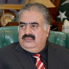 Pakistan: Balochistan chief minister resigns before Assembly vote to oust him