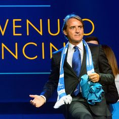 'I have a dream, to win as national coach': Roberto Mancini eyes Italy coaching job