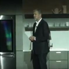 Watch: That embarrassing moment when LG's voice assistant sulked silently at a product demo