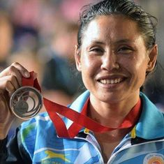 Sarita Devi elected women boxers' representative in BFI's Executive Council