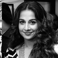 Vidya Balan to play Indira Gandhi in adaptation of Sagarika Ghose's biography