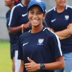 Mumbai teenager Jemimah earns first India call-up for ODI series against South Africa