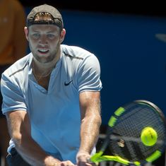 Curious case of Jack Sock: Back at ATP Finals in doubles a year after singles appearance