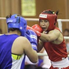 Boxing: Sarita Devi enters QF after tough win, Mary Kom starts campaign against familiar foe