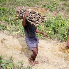 The Rohingya refugee crisis has brought an environmental crisis in Bangladesh's border area