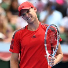 Dominic Thiem's run-up to Australian Open stutters again, withdraws from Kooyong Classic