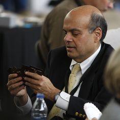Indian-born Ajit Jain among 2 executives likely to succeed Warren Buffett as Berkshire Hathaway CEO