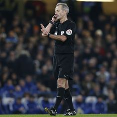 'So far so good': English football's experiment with Video Assistant Referee passes initial test