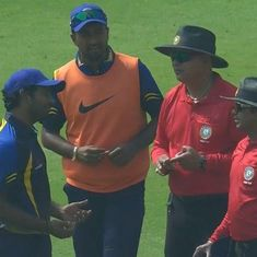 T20 controversy: Officials add two runs to Karnataka's score, Hyderabad lose by two runs