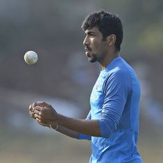 India's tour of England: Jasprit Bumrah ruled out of three-match T20I series