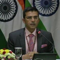 भारत द्वारा पाकिस्तान को आतंकवाद पर 'नई कार्रवाई' की नसीहत दिए जाने सहित दिन के दस बड़े समाचार