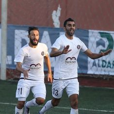 Mohun Bagan sign Lebanese striker Akram Moghrabi for remainder of I-League season