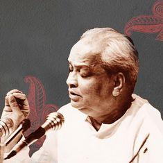 कुमार गंधर्व : जो सिर्फ पदवी से 'कुमार' थे, बाकी तो कहीं 'सवाई' से कम न थे