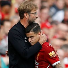Liverpool couldn't stop Philippe Coutinho exit, says manager Jurgen Klopp