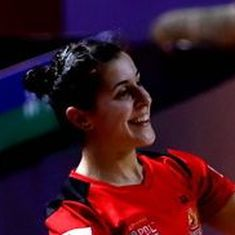 PBL: Carolina Marin, Sai Praneeth's class takes Hyderabad Hunters to final