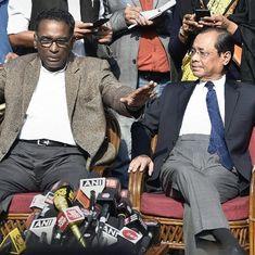 CJI Dipak Misra meets rebel SC judges, but no concrete progress seen: The Indian Express