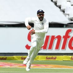 Decoding 'intent', Virat Kohli's buzzword