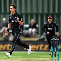 Trent Boult's 5/17 helps New Zealand thrash Pakistan by 183 runs in 3rd ODI, win series