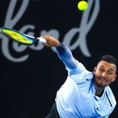Miami Open: Nick Kyrgios downs Fabio Fognini in third round despite lacking fitness