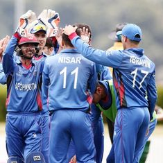 Afghanistan upset Pakistan by 5 wickets in U-19 World Cup