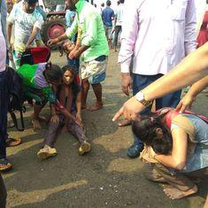 Maharashtra: Three dead after boat carrying 40 schoolchildren capsizes off Dahanu