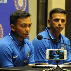 Preview: Dravid's India face stern test against Australia in U-19 World Cup opener