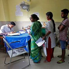 Vaccination rates among India's rich have dropped, the national family health survey shows