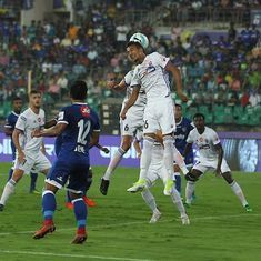 Indian Super League: Gregory Nelson's late strike helps Chennaiyin FC beat Pune City