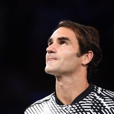 Roger Federer nominated in two categories for next month's Laureus World Sports Awards