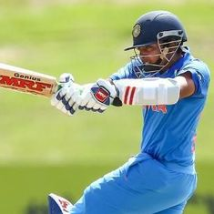 Prithvi Shaw prefers to open despite saying batting at no 3 makes things simpler