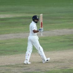 Kohli's class, Rohit's struggles, Pujara's 'intent': Talking points from day two