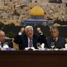'Slap of the century': Palestinian leader Mahmoud Abbas denounces Trump's peace plan for West Asia
