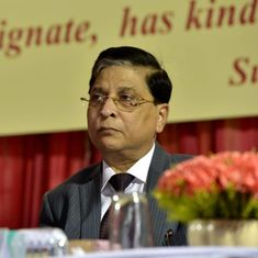 As Chief Justice Dipak Misra is backed into a corner, the Indian judiciary's authority is at stake