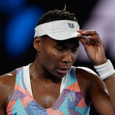 Fed Cup: Venus Williams, Vandeweghe hand USA 2-0 lead against Holland ahead of Serena's comeback