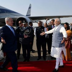 'You are a revolutionary leader': Israeli PM Benjamin Netanyahu tells Narendra Modi