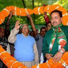 Bihar leader and former Union minister Raghunath Jha dies in Delhi at 78