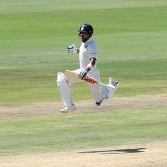 No disrespect to Tendulkar, Lara, Ponting, but I've not seen better player than Kohli, says Vaughan