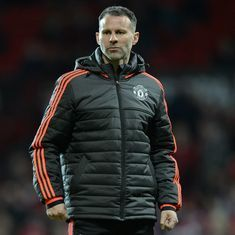 Manchester United legend Ryan Giggs appointed as new Wales manager