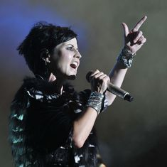 'The Cranberries' lead singer Dolores O'Riordan dies suddenly at 46