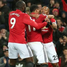 Manchester United put Sanchez saga aside to see off Stoke City with commanding 3-0 win
