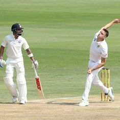 'Definitely not the ideal surface': Morne Morkel compares Centurion to an Indian pitch