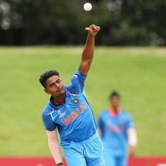 Anukul Roy's 5/14 takes India U-19 to crushing 10-wicket win against PNG, enter quarters