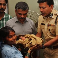 Thane couple arrested for allegedly kidnapping newborn, 5 other children found at accused's house