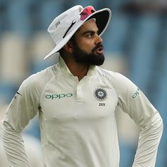 Perth Test: India's struggling batting unit, an unwanted record for Virat Kohli and other stats