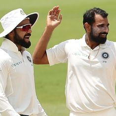 Shami domestic abuse case: Kolkata Police seek Indian team's travel itinerary, says report
